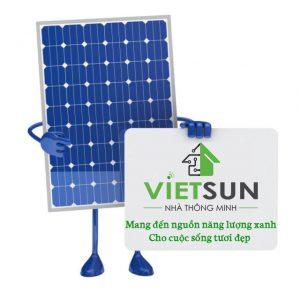 Lắp điện mặt trời tại Ninh Thuận